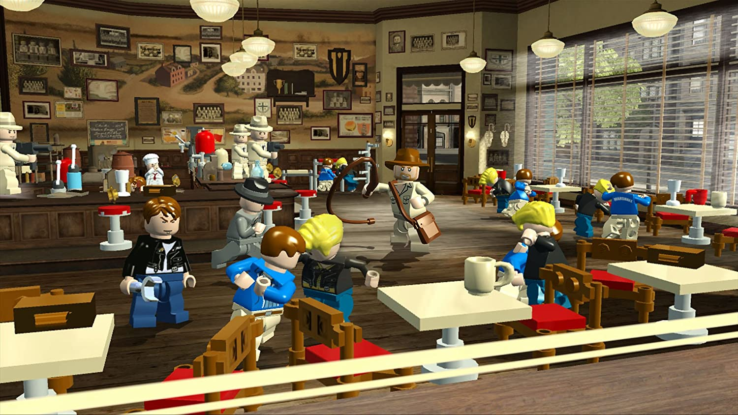 New Lego Games For Ps3 : Amazon lego indiana jones the adventure continues pc