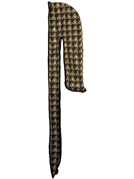 New Imagination Fosachi Silk Designer Durag Gold