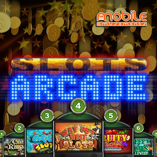 (Slots Arcade Vegas FREE )
