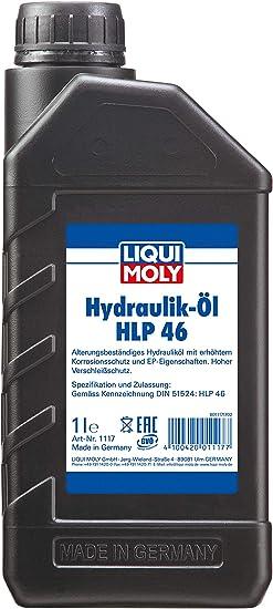 Liqui Moly P000383 Moly 1117 Hydrauliköl Hlp 46 1 L Auto