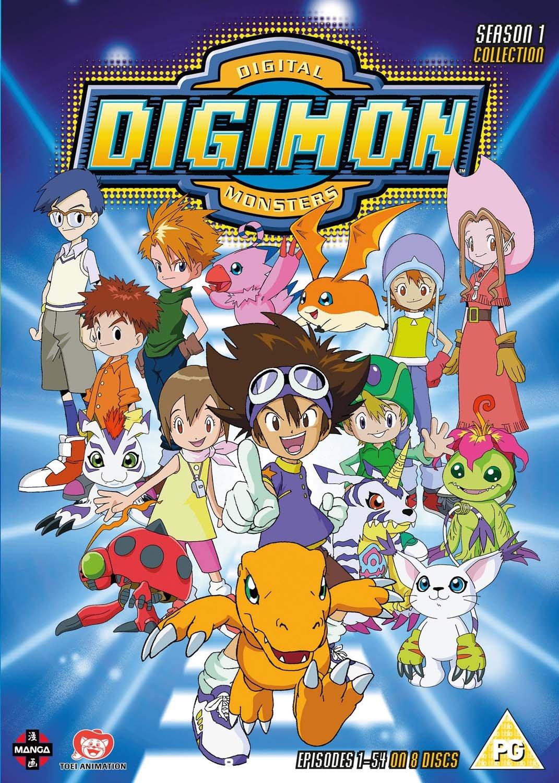Digimon: Digital Monsters Season 1 Reino Unido DVD: Amazon.es: Steve Blum, Mona Marshall, Tifanie Christun, Derek Stephen Prince, Philece Sampler, Brianne Brozey, Michael Reisz, Mari Devon, Hiroyuki Kakudo, Steve Blum, Mona Marshall: