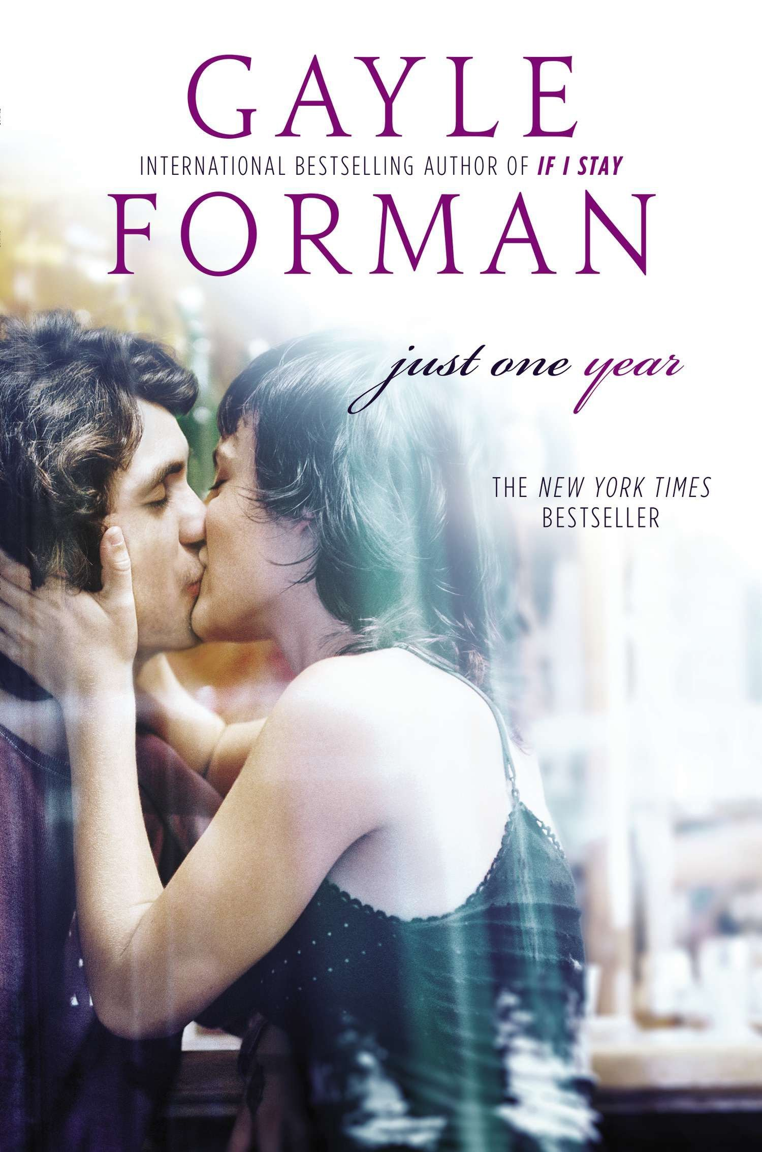 Amazon.com: Just One Year (9780525425922): Forman, Gayle: Books