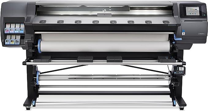 HP Latex 360 Printer - Impresora de gran formato (Black, Cyan, Light Cyan, Light Magenta, magenta, Yellow, 1.625 mm, Hasta 0,5 mm (Hasta 0.0197