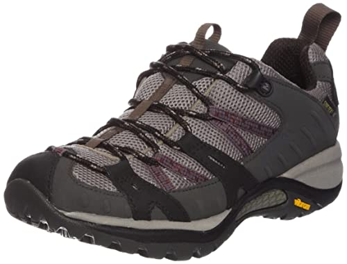 Merrell Siren Sport Gore-Tex Womens Walking Shoes - SS17-8 - Black