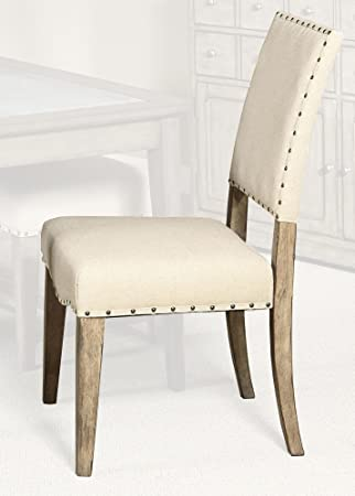 Liberty Furniture 645 C6501S Weatherford Dining Upholstered Side Chair,  20u0026quot; X 20u0026quot;