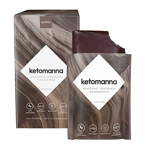 Synchro Ketomanna Ketogenic Chocolate