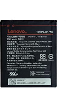 Mobacc Mobile Battery for Lenovo K5   K5 Plus