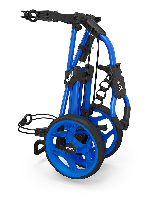 Clicgear Rovic RV3J Push Cart for Junior Golfers