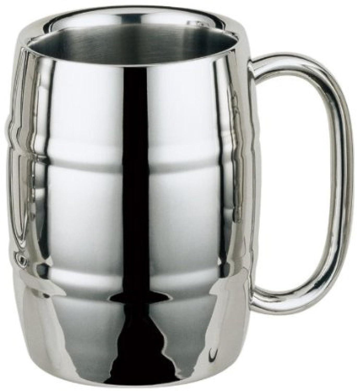 Stainless Steel Mug,Barrel Mug, Coffee Mug, Beer Mug, 16oz. (1)