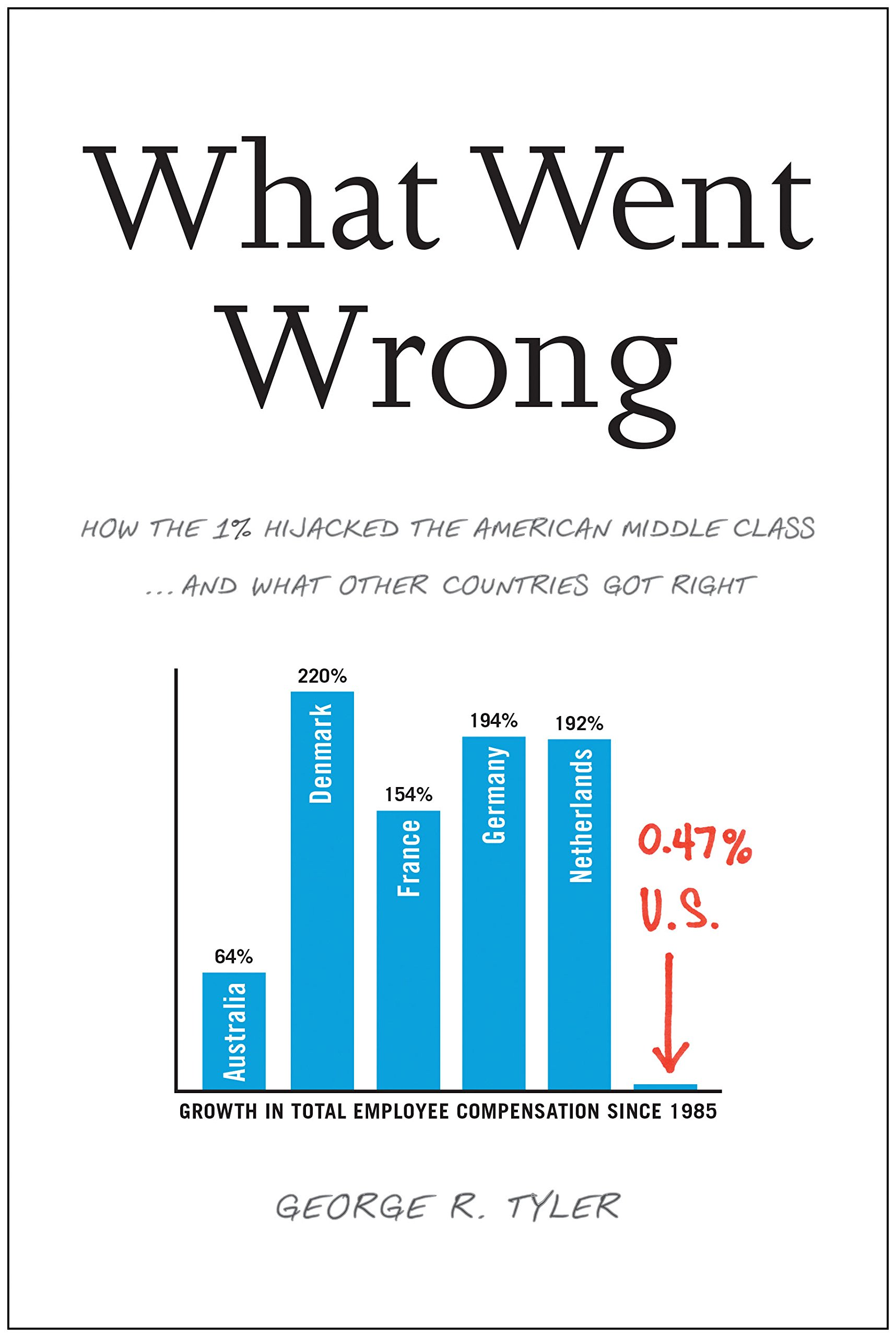 Download What Went Wrong: How the 1% Hijacked the American Middle Class . . . and What Other Countries Got Right ebook