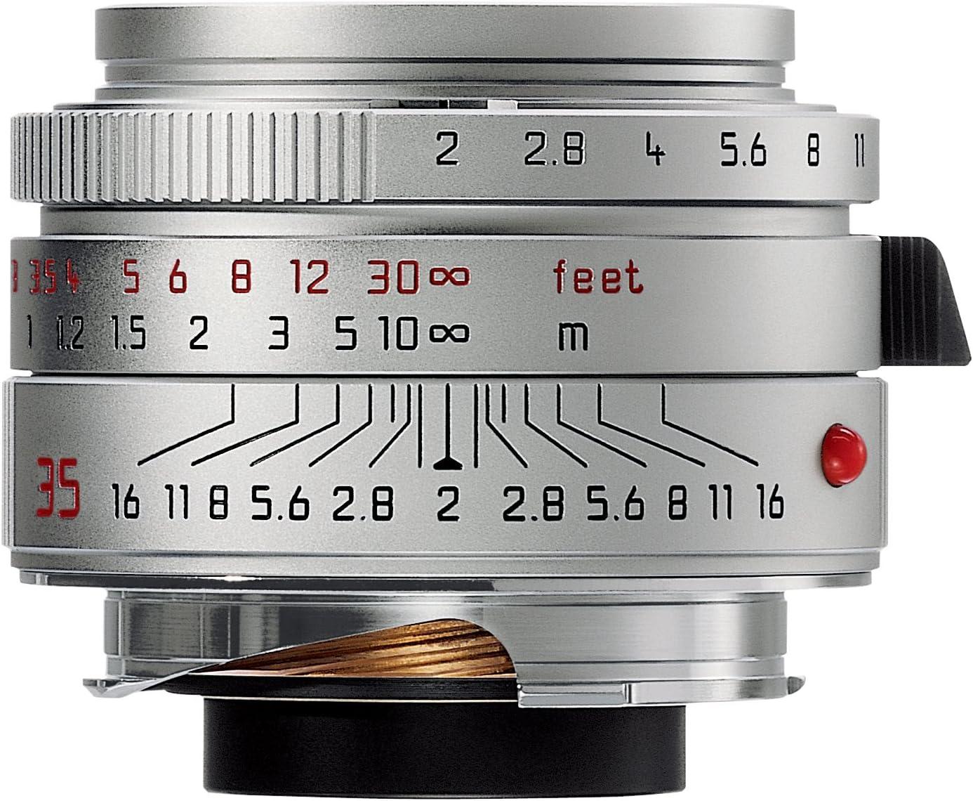 Leica 35mm / f2.0 Summicron-M Aspherical  Manual Focus Len (11882)