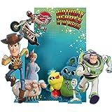 Tarjeta de cumpleaños para hermano - Toy Story 4 tarjeta de ...