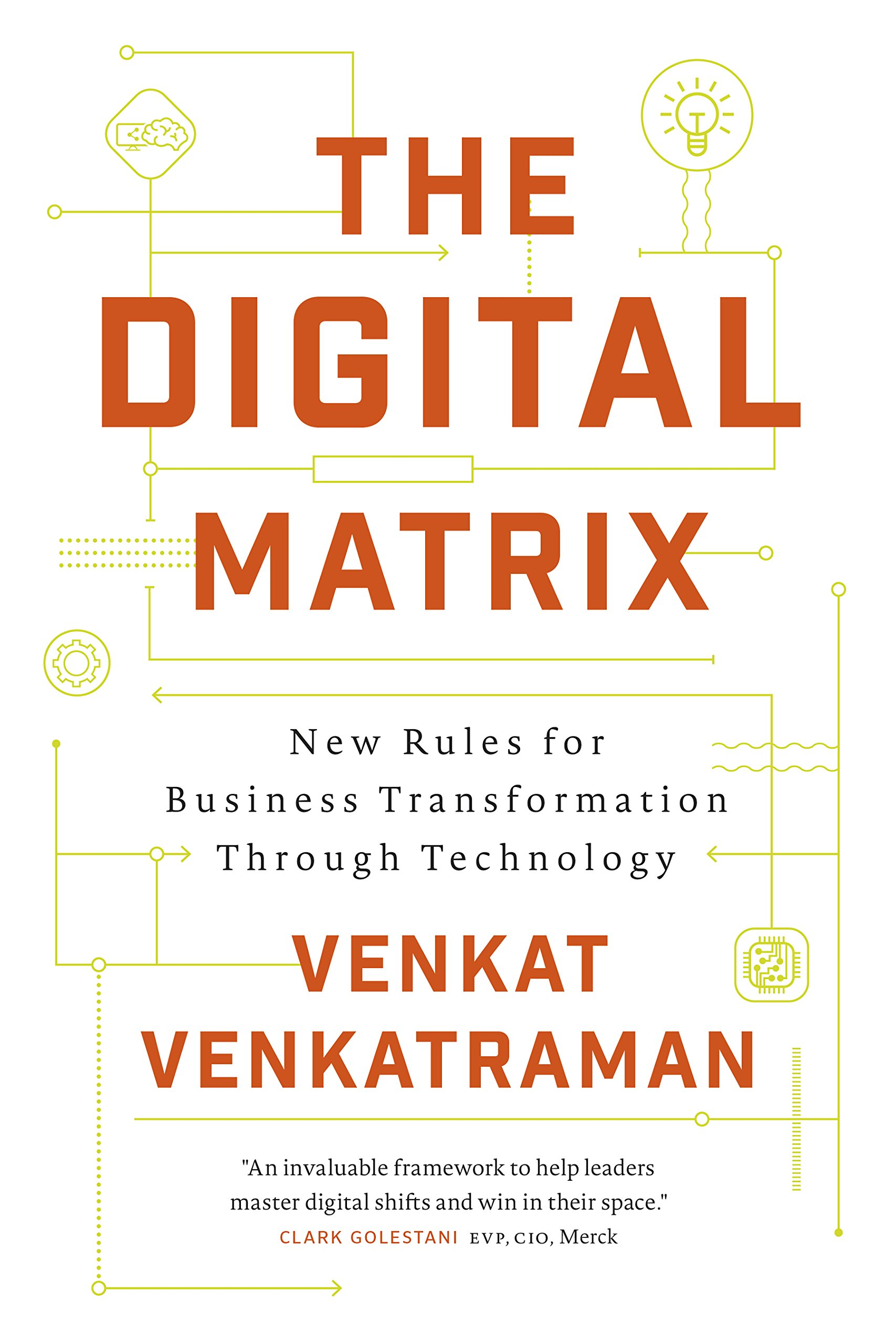 amazon the digital matrix new rules for business transformation