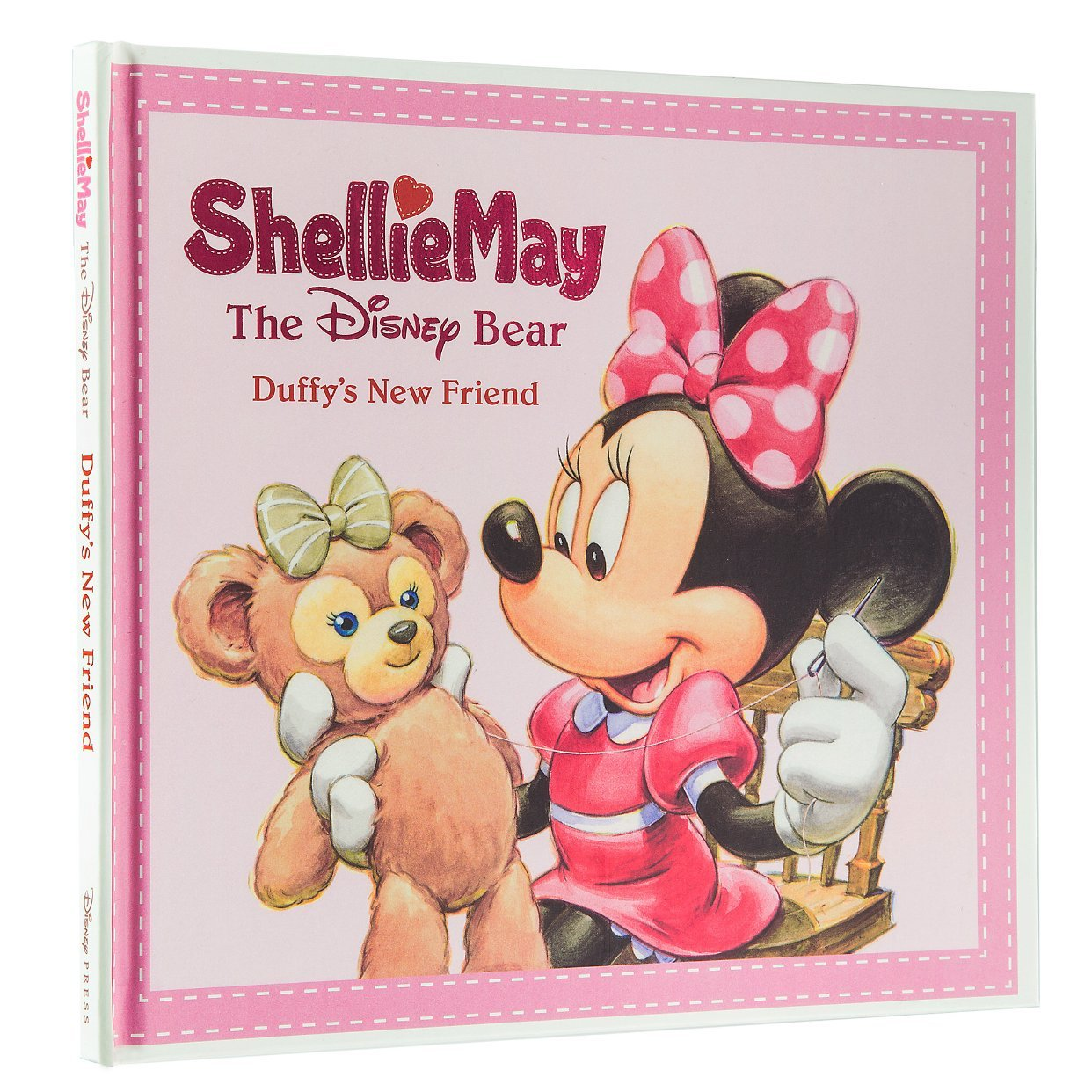 delicate ShellieMay Disney Bear