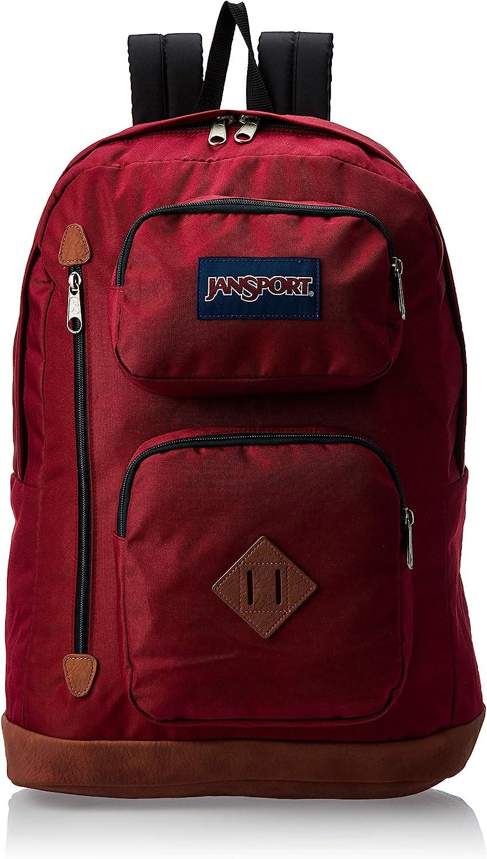 JanSport Austin Laptop Backpack - Viking Red