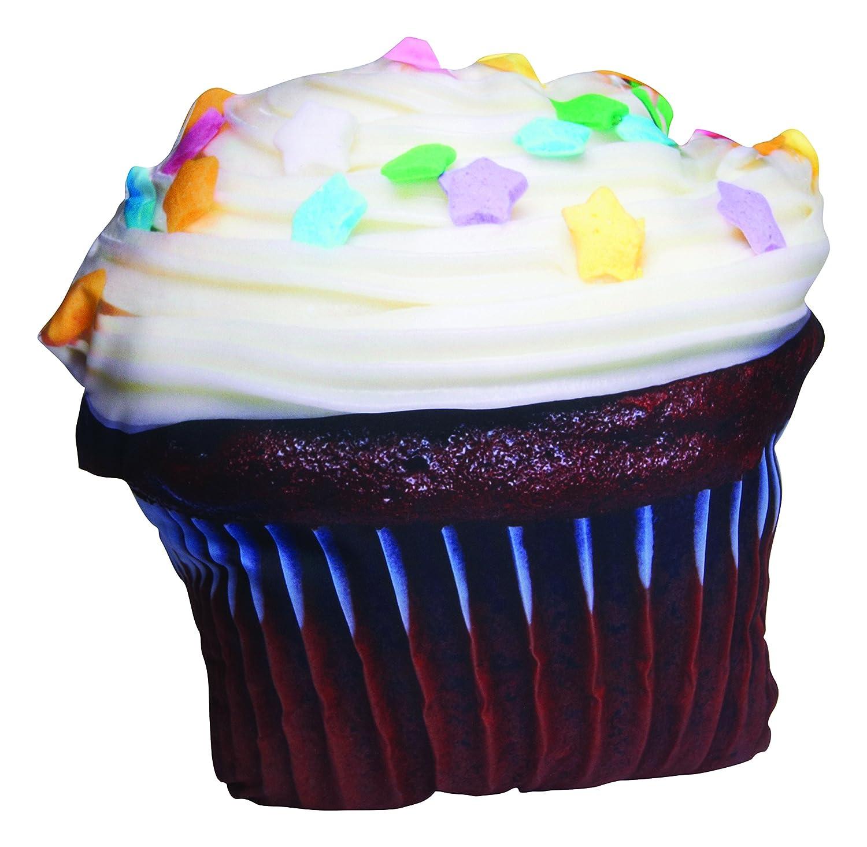 DCI 26317 Cupcake Yummy Pillow, 1'6x 1'4 1' 6x 1' 4