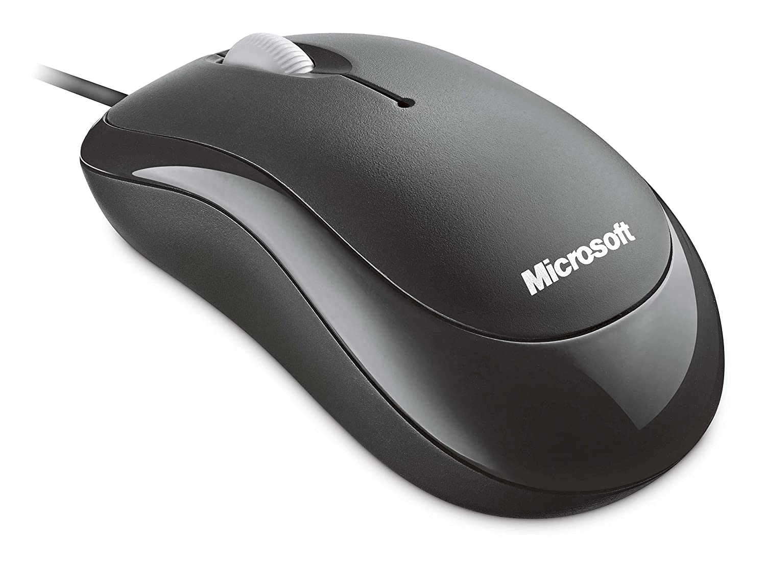 Microsoft Basic Optical Mouse Microsoft - Hardware 4YH-00007 Mice & Presentation Pointers Microsoft Corporation Video Game Accessories