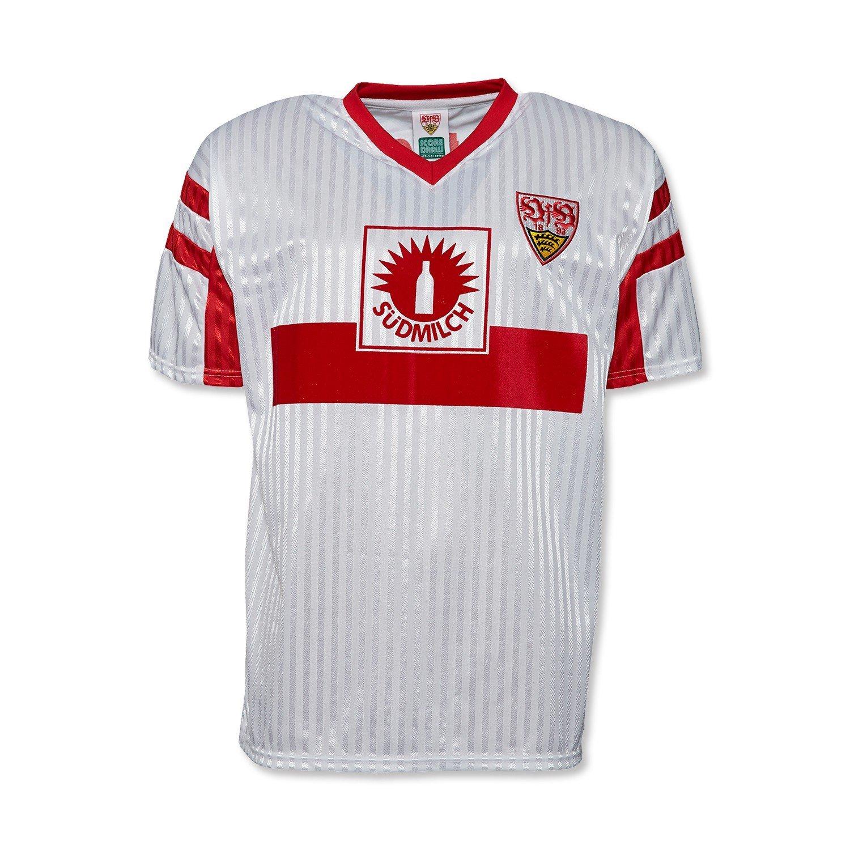 VfB Stuttgart 1992 Meister Retro Trikot