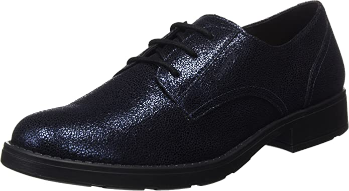 Geox Jr Sofia J Derby mixte adulte Chaussures Derbies