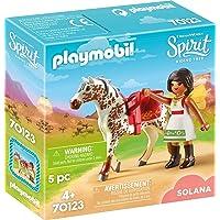 Playmobil - Spirit: Riding Free: Vaulting Solana