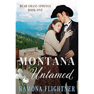 Montana Untamed (Bear Grass Springs, Book 1): Bear Grass Springs, Book 1