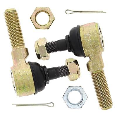 All Balls 51-1017 Tie Rod End Kit: Automotive