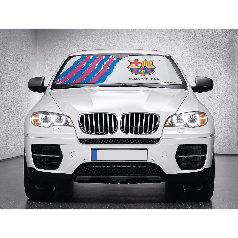SUMEX RMA0020 Parasol Delantero 145X70 cm Real Madrid