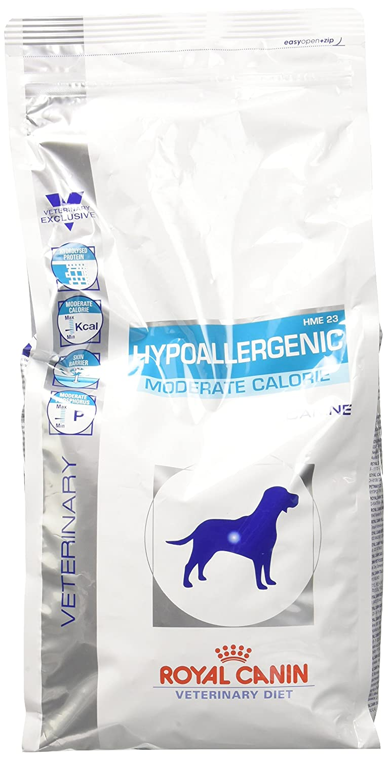 Royal Canin Veterinary Diet Dog Hypoallergenic Moderate Calorie HME23 7 kg 3182550751155 536-1140