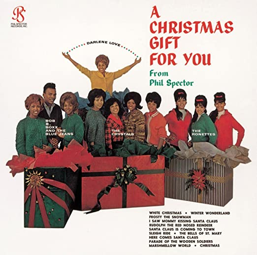 Phil Spector A Christmas Gift For You From Phil Spector Amazon