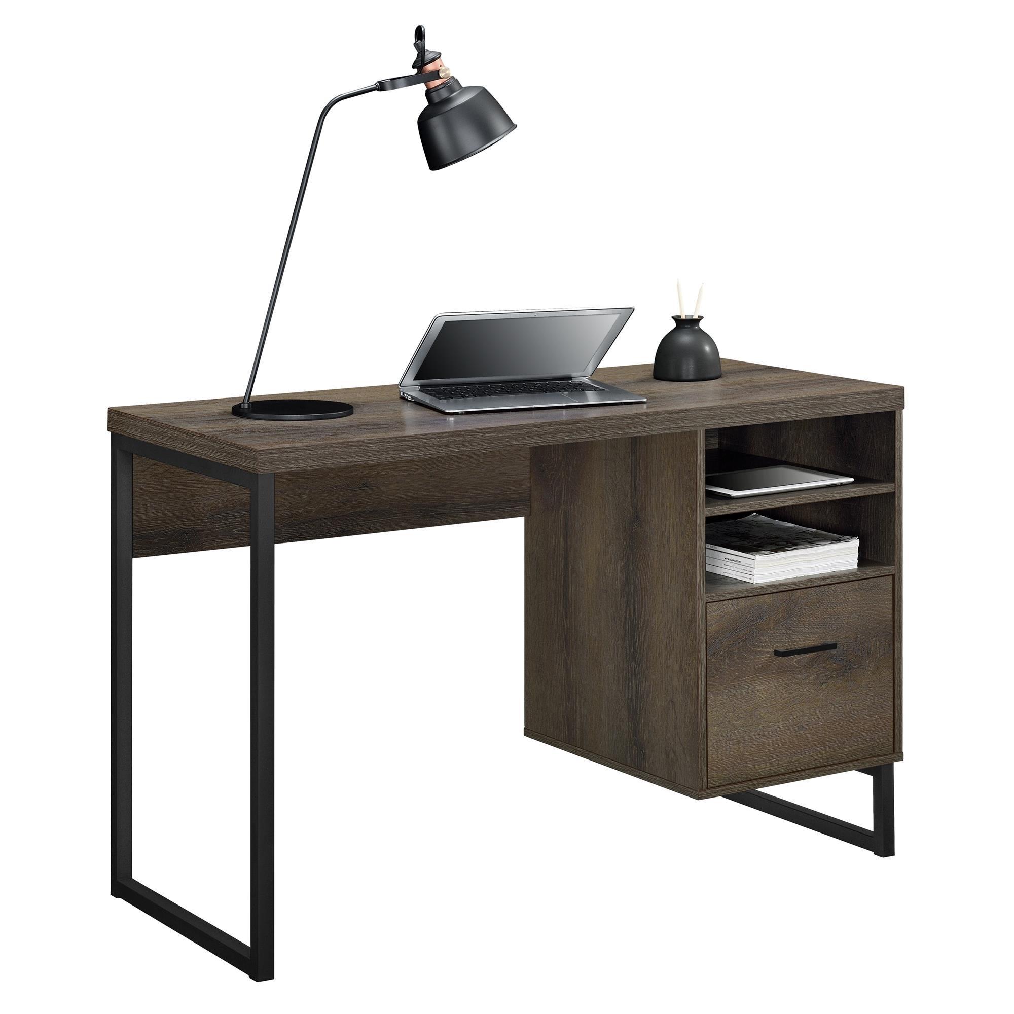 Ameriwood Home  Candon Desk, Distressed Brown Oak by Ameriwood Home