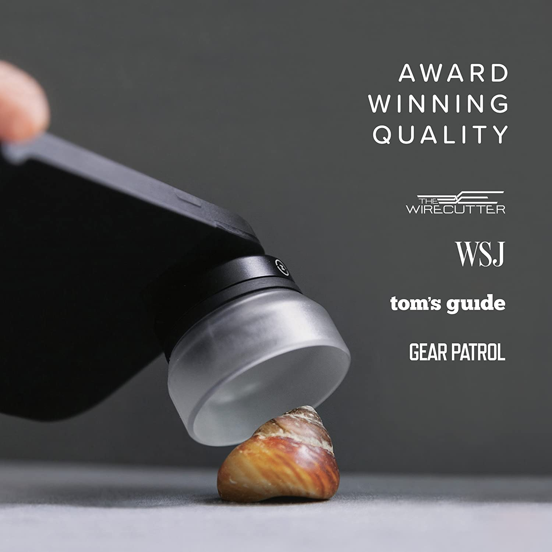 Lens for Smartphone Cameras