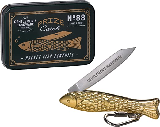Pocket Fish Penknife