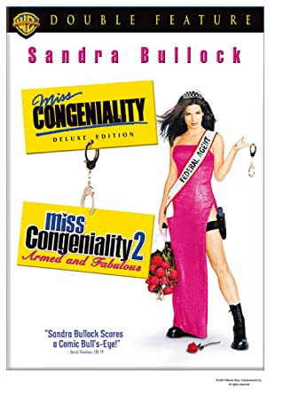 Miss Congeniality 2 Armed And Fabulous Double Feature