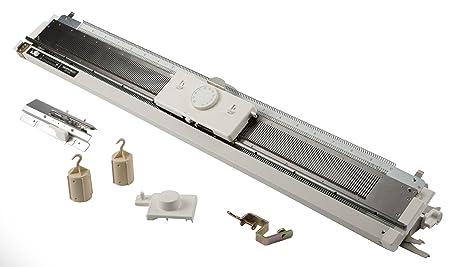 Silver Viscount Reed SRP60N - Máquina de tejer (compatible con SK280/SK840)