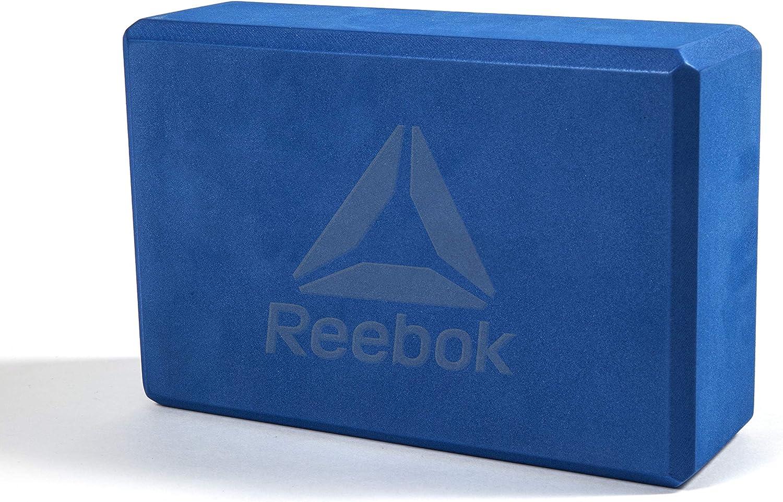 Reebok Unisexs Yoga Block-Blue