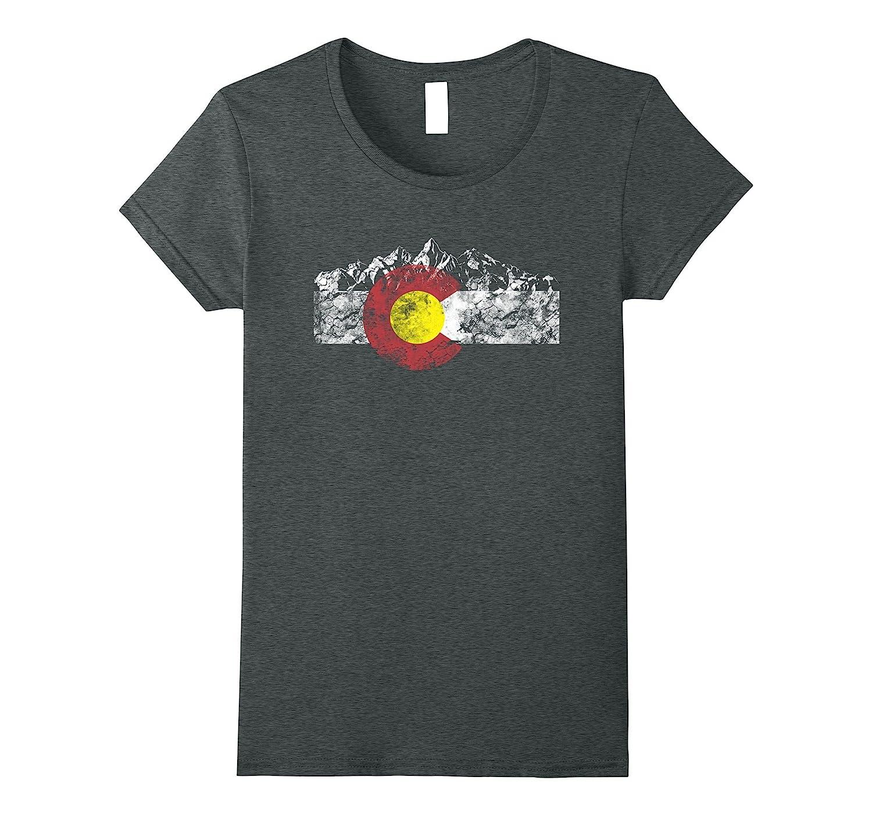 Colorado Flag Mountains MCMA Vintage-Tovacu