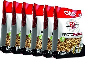 Arroz proteico Pasta Proteica 6 paquetes (6 x 500 g) Alto ...