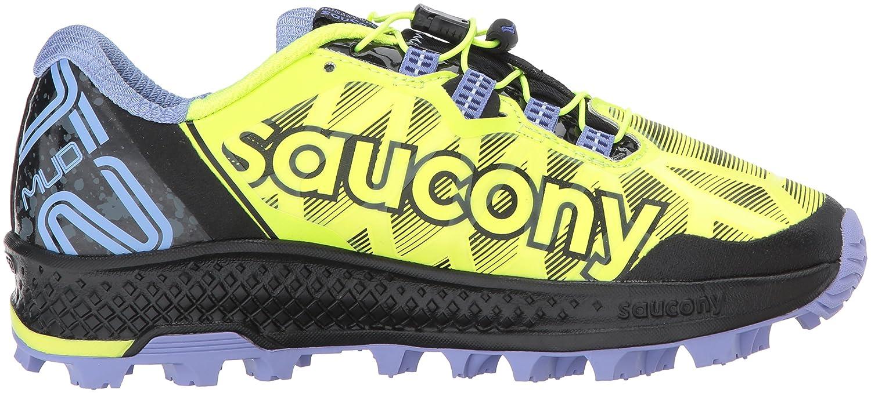 Saucony Woherren Koa ST Running schuhe Citron lila 10.5 M M M US b70077