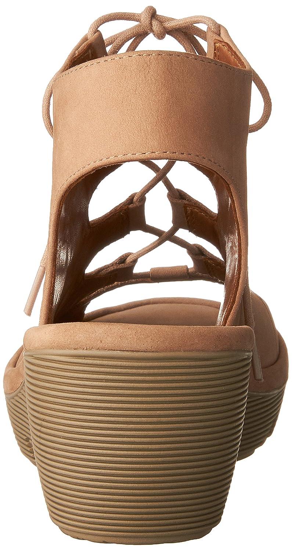 5a1033e6bc3 Clarks Women s Clarene Grace Wedges  Amazon.ca  Shoes   Handbags