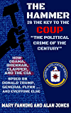 "THE HAMMER is the Key to the Coup ""The Political Crime of the Century"": How Obama, Brennan, Clapper, and the CIA spied…"