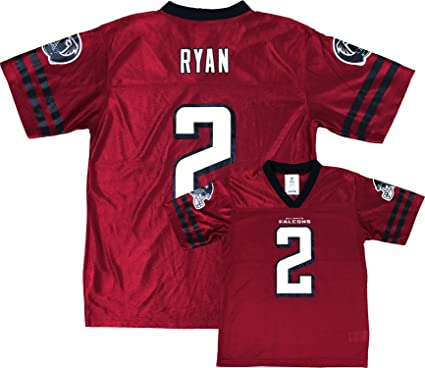 best loved 29c07 10b45 Amazon.com: Matt Ryan Atlanta Falcons Red Home Player Jersey ...