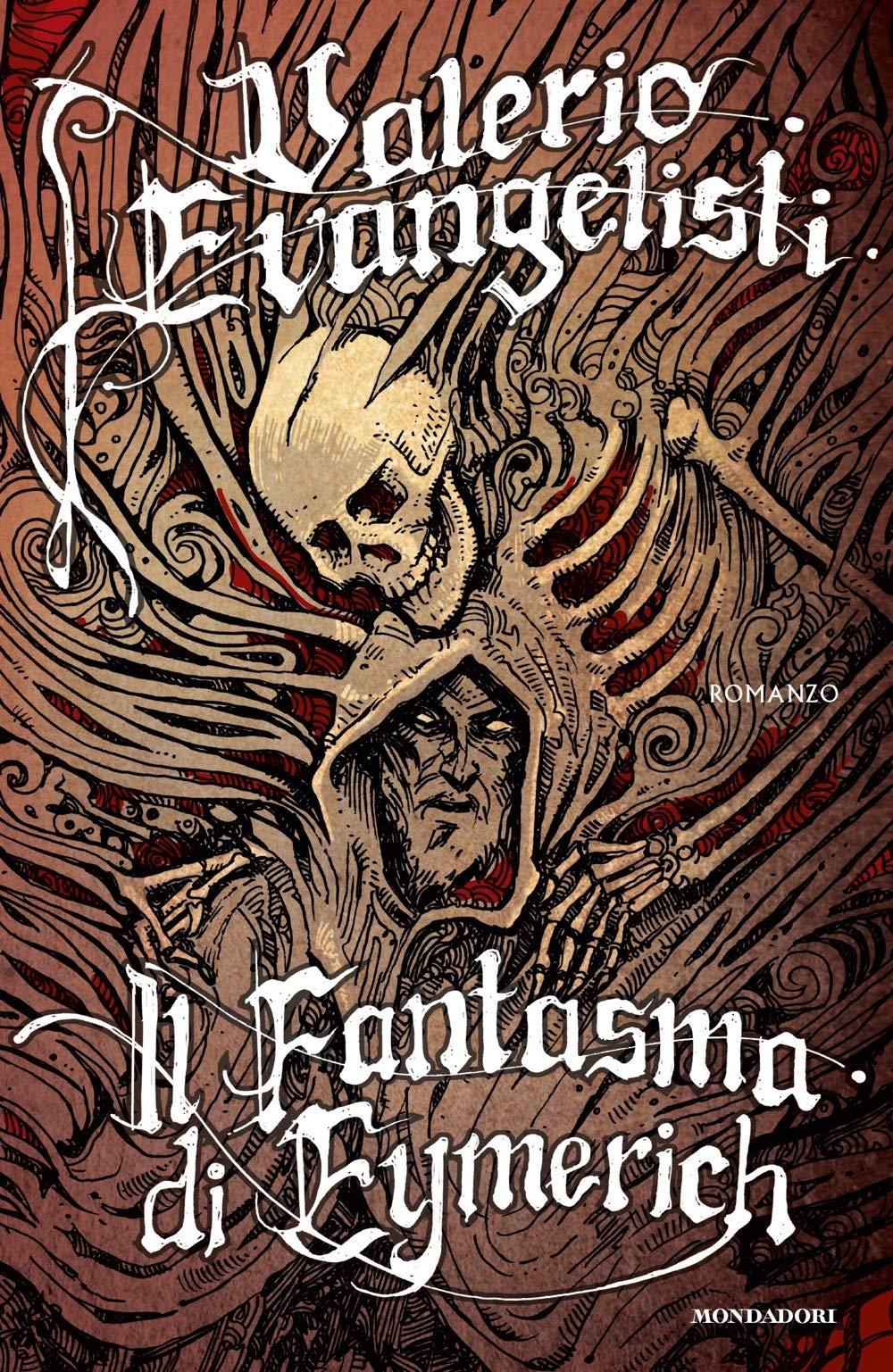 Il fantasma di Eymerich Copertina rigida – 23 ott 2018 Valerio Evangelisti Mondadori 8804702249 Fantascienza-fantasy