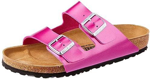 BIRKENSTOCK Arizona Damen Sandale Rosa Schuhe | O46