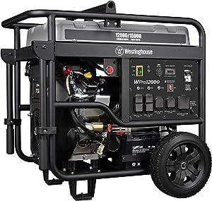 Westinghouse WPro12000 Ultra Duty Industrial Portable Generator