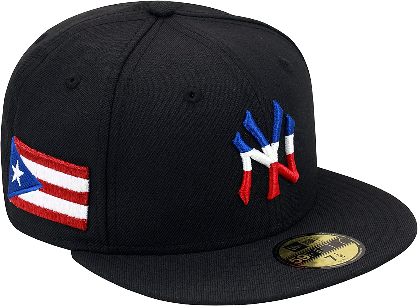 New Era 59 FIFTY Equipada sombrero gorra de béisbol New York ...