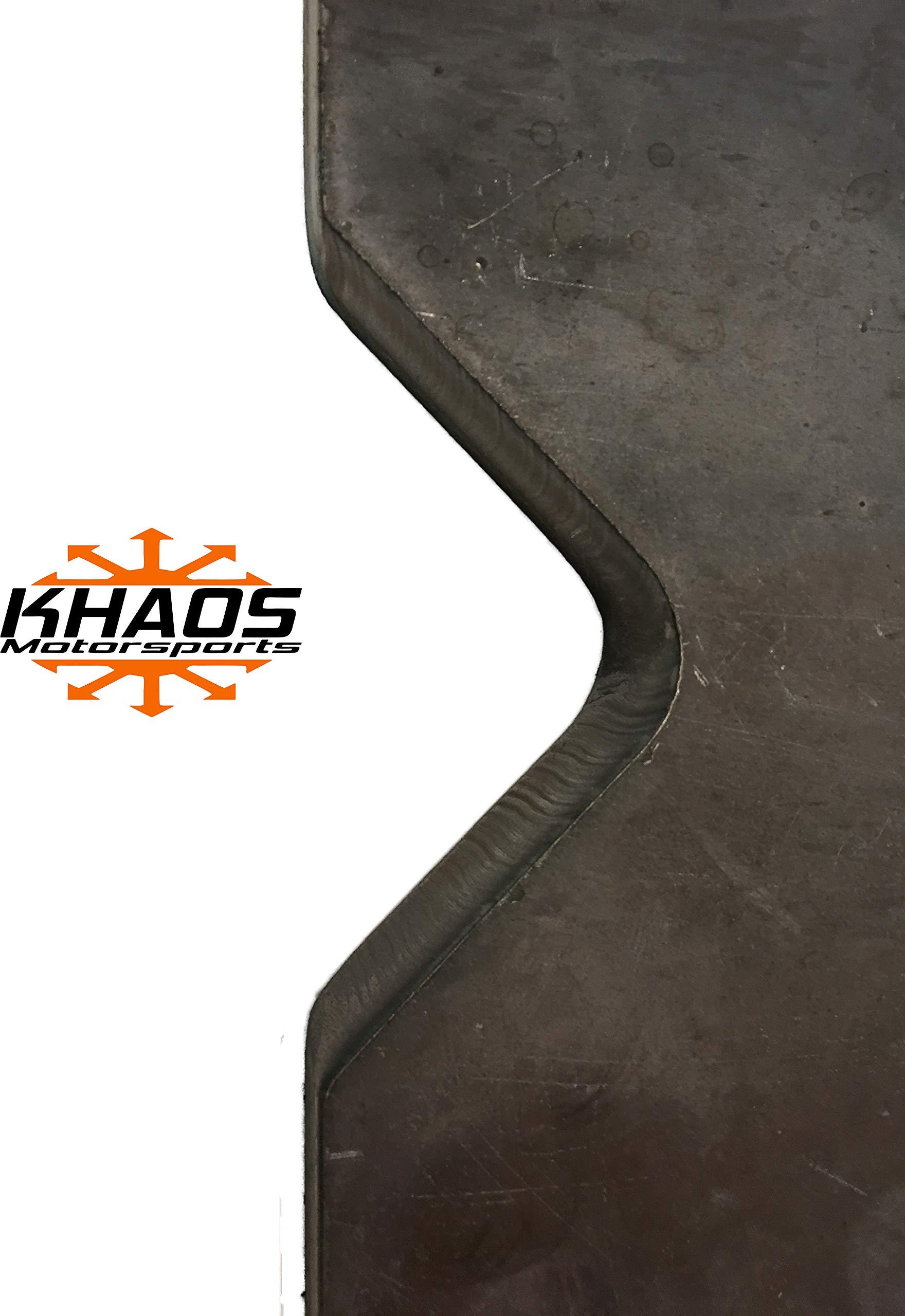 PRESS PLATES ARBOR PARALLELS 1''X8''X8'' SET by Khaos Motorsports (Image #6)