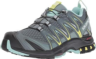 SALOMON Damen Xa Pro 3D W' Trailrunning Schuhe, Schwarz