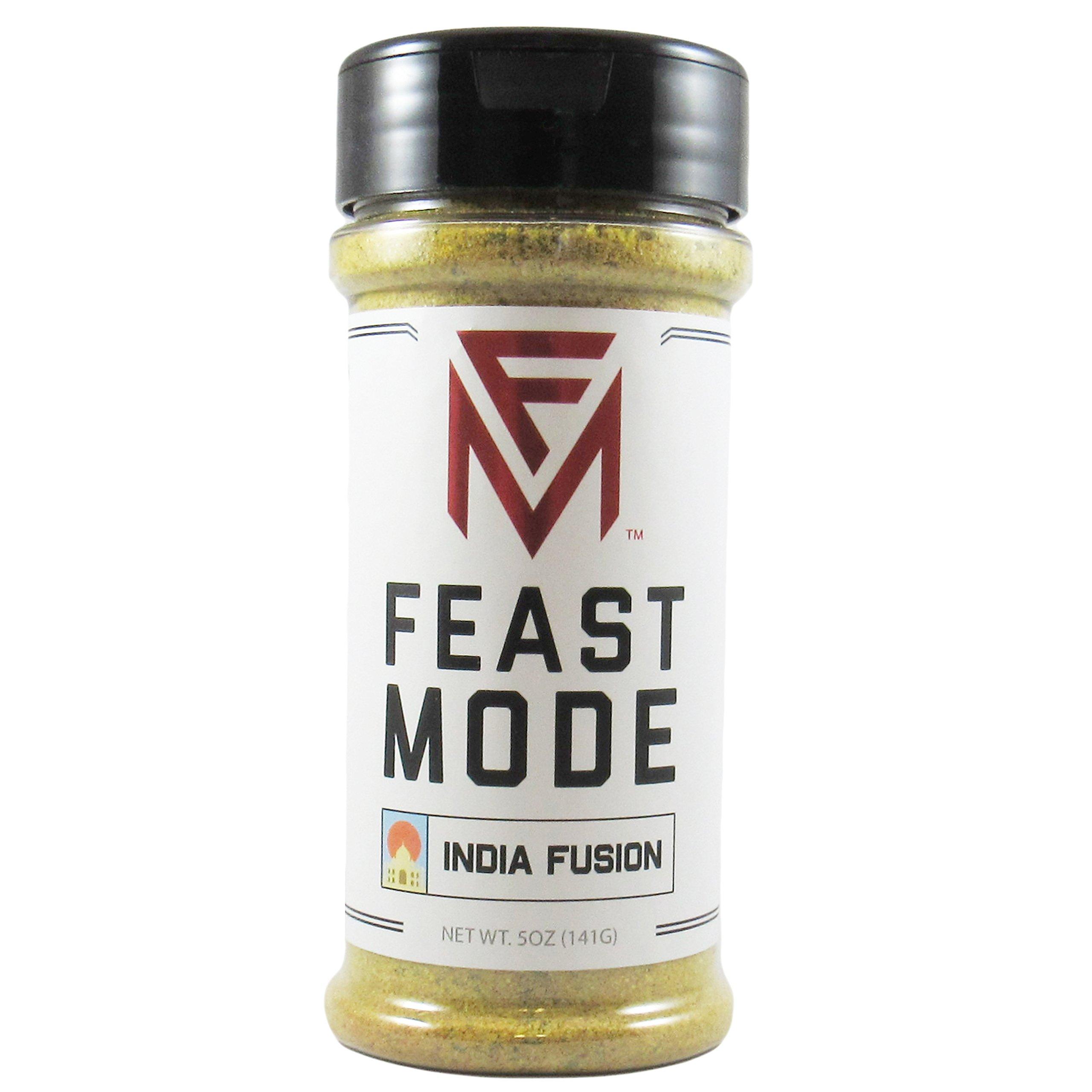 Feast Mode Flavors - India Fusion