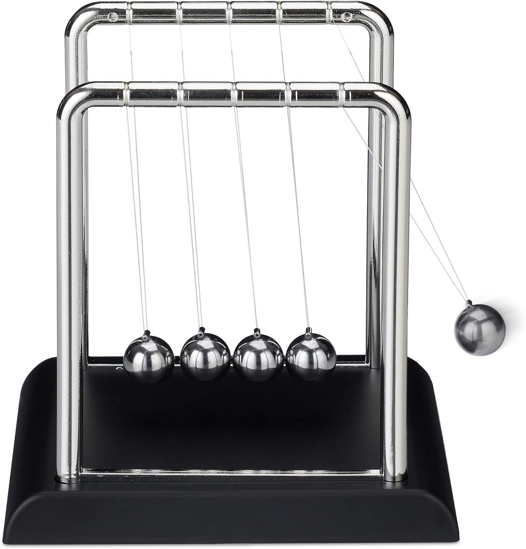 Rosilesi Gravity Balance Pendulum Ball Toy Fun Office Game Desktop Accessories Home Decoration Birthday Gift