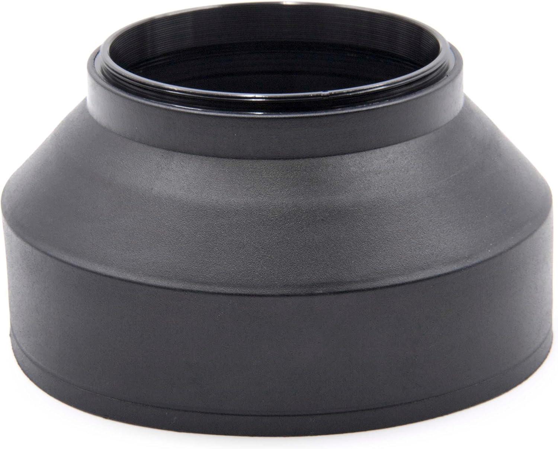 vhbw paraluce flessibile 62mm compatibile con Tamron 18-200 mm 3.5-6.3 Di II VC 18-200 mm 3.5-6.3 Di III VC obiettivo